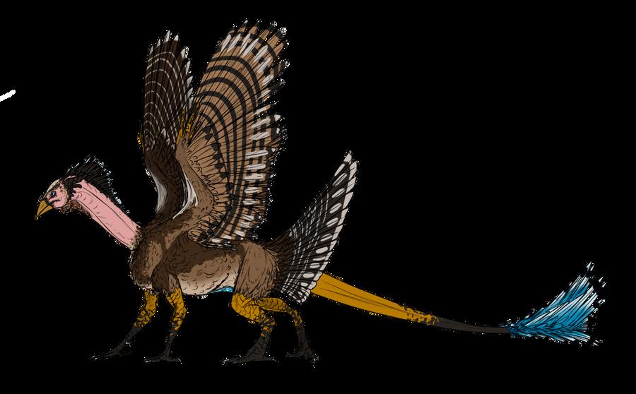 Dragon Turkey