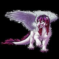 Abigail: Chimaera - Commission by JadeRavenwing