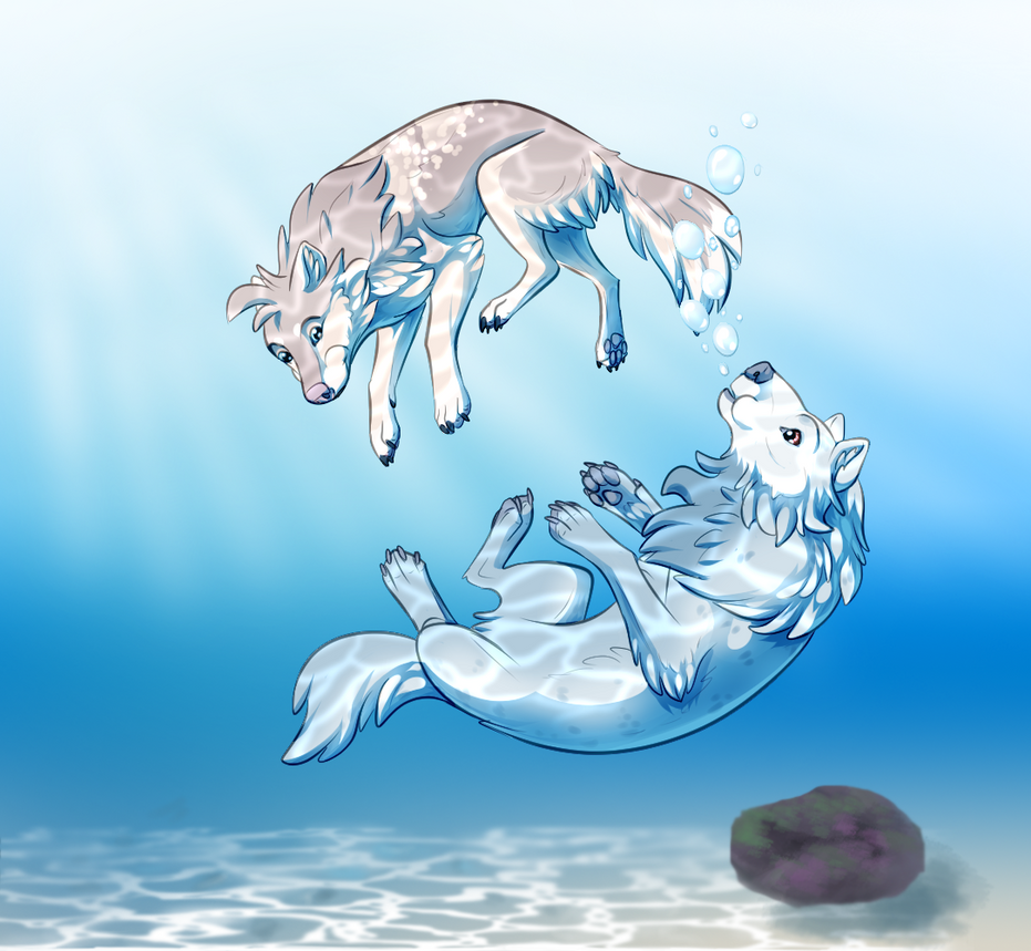 Dogfish by JadeRavenwing