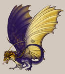 Yellowheaded Spinedrake - Adoptable