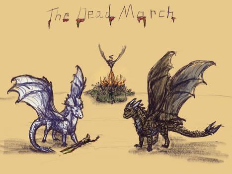 The Dead March - A Dream