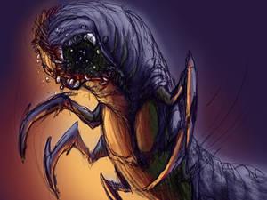 Blight Beast Concept - World of Eld