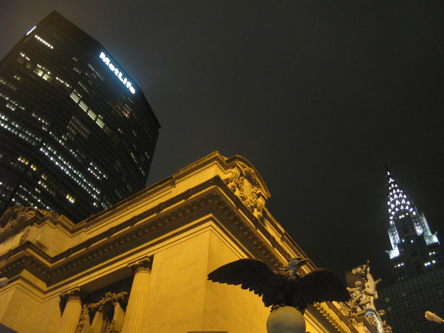 new york grand central 1 by VIRGILE3MBRUNOZZI