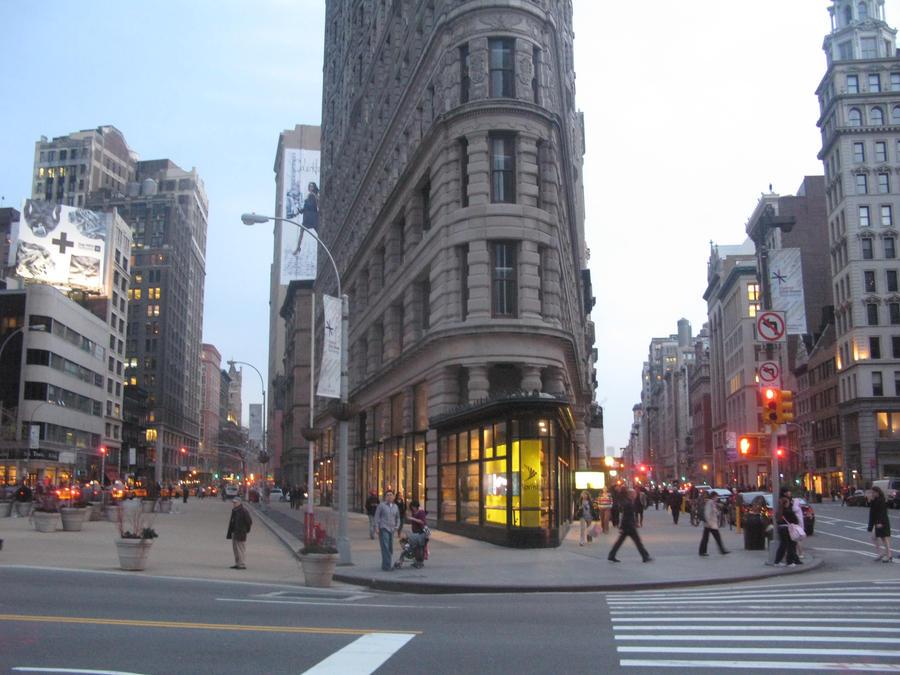 new york flatiron 2 by VIRGILE3MBRUNOZZI
