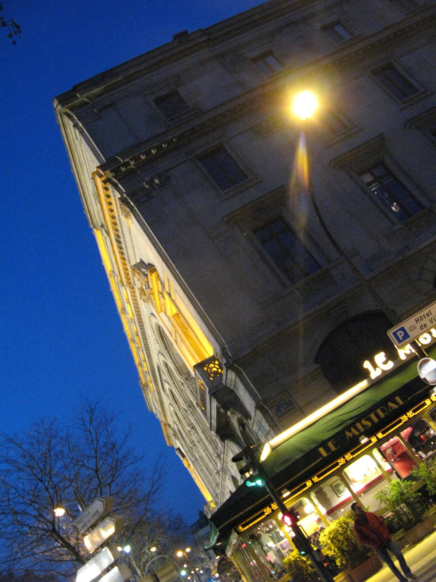 paris chatelet 2 by VIRGILE3MBRUNOZZI