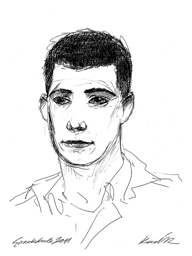 Canakkale Portrait I by KadirYardimci