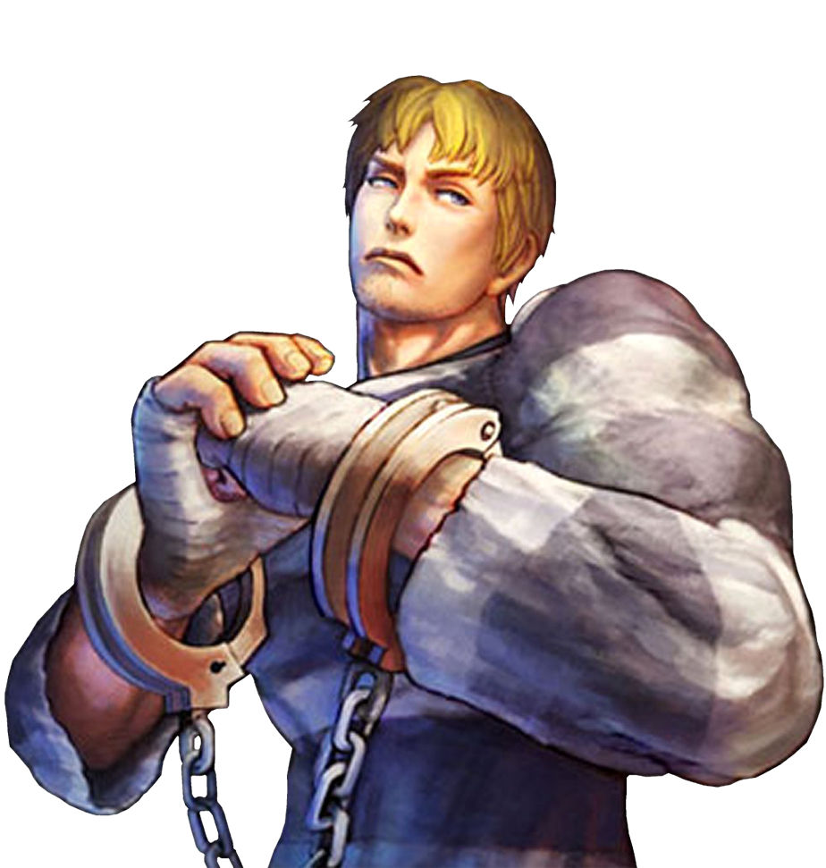 Street Fighter 4 Cody Render By Infinite Kyo98 On Deviantart