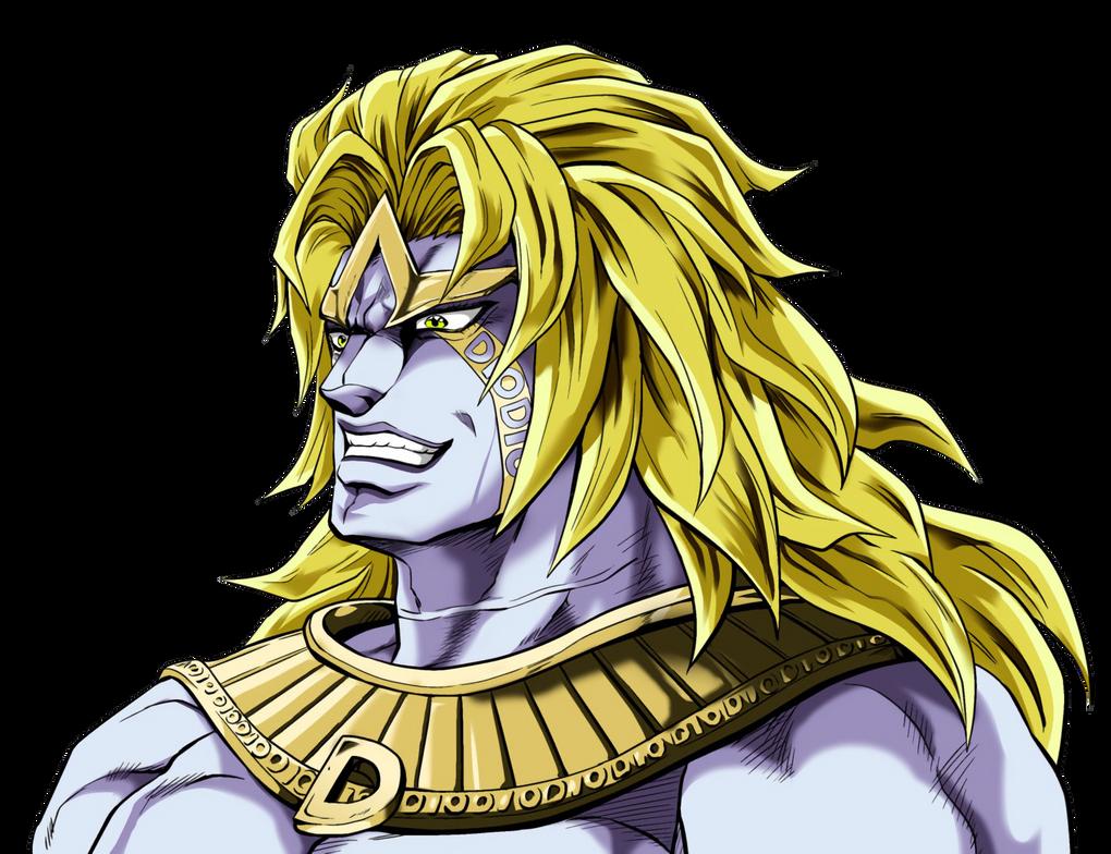 JoJo-Heaven Ascension Dio render by infinite-kyo98 on ...