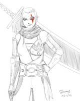 impa - hyrule warriors by dany36