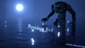 resident evil hunter by kaoyon