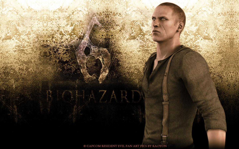 Resident Evil 6 Wallpaper By Kaoyon On Deviantart