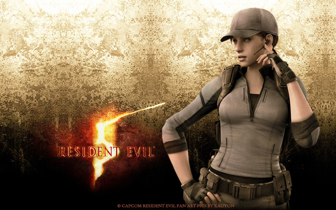 Re5 jill valentine wallpaper by kaoyon on deviantart re5 jill valentine wallpaper by kaoyon voltagebd Choice Image