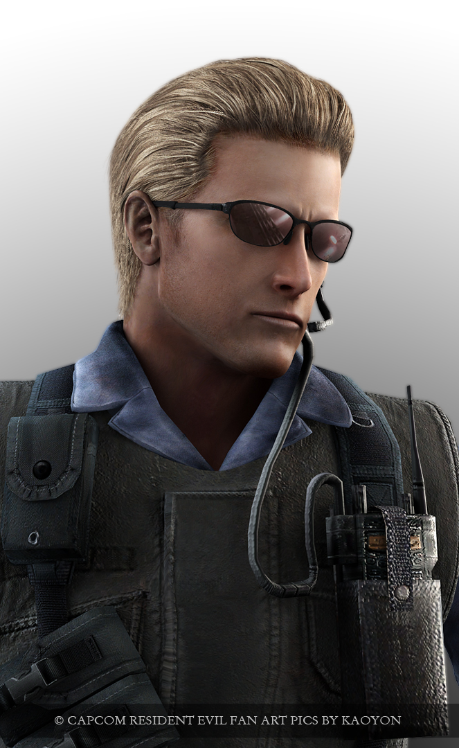 Re Albert Wesker 2 by kaoyon
