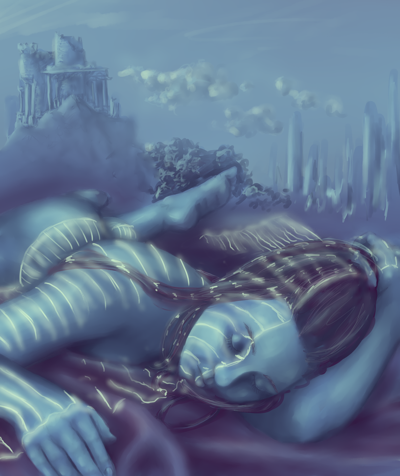 Dreamy Morn by LevitatingShrubbery