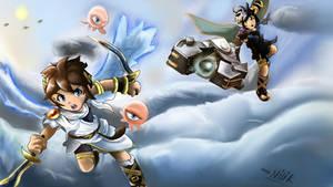 Kid Icarus: Uprising!!