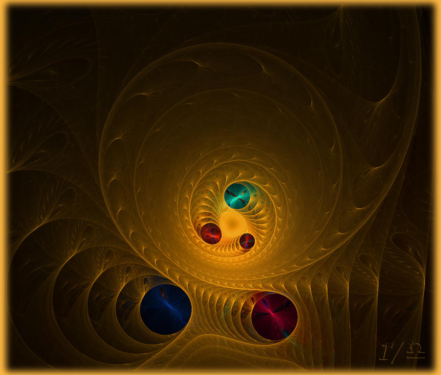 Apophysis: PRECIOUS by 1footonthedawn