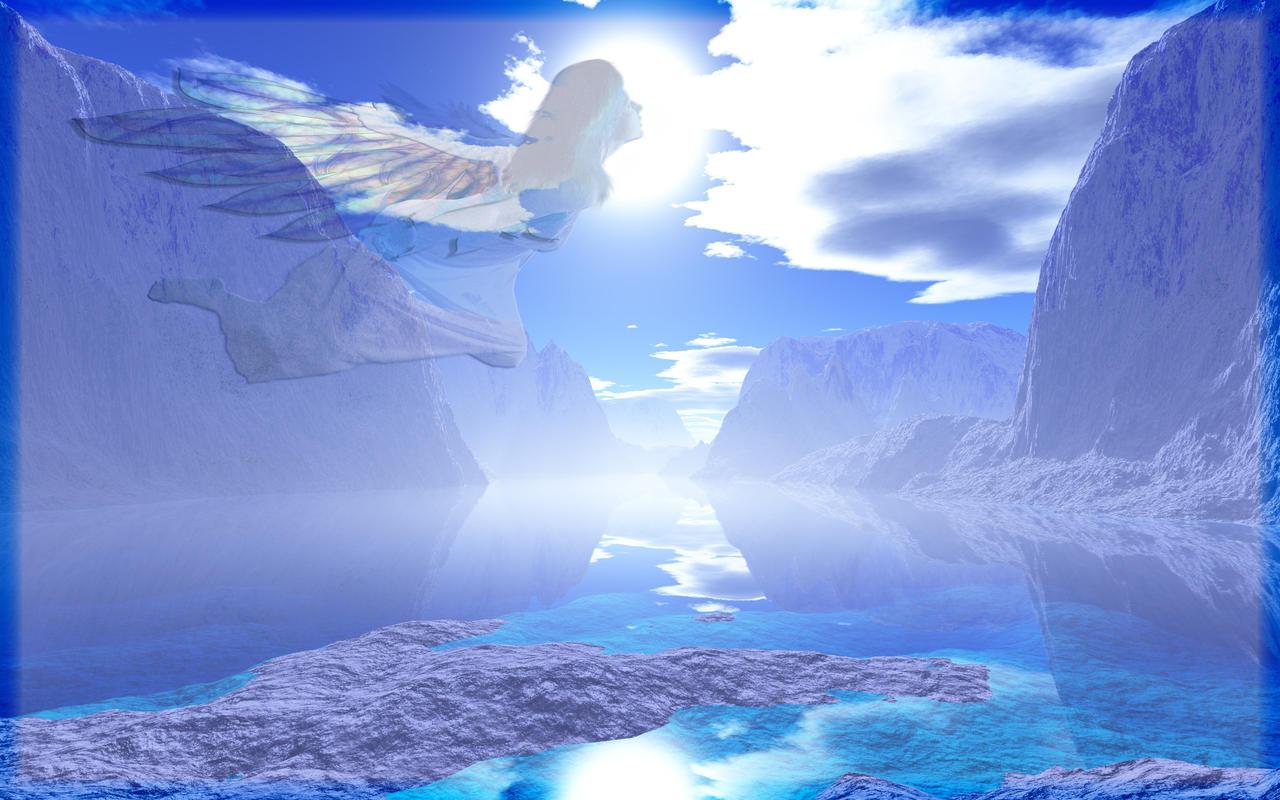 heaven backgrounds screensavers wallpaper - photo #41