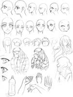 Study: Profiles by The-Nai