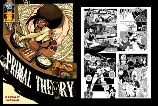 Primal Theory now on sale!