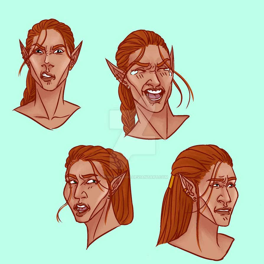 Eliin Expressions by Hawkesblood