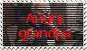 Angry grandpa stamp by lokifan50