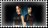 Lara and kurtis stamp