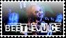 Beetlejuice stamp by lokifan50