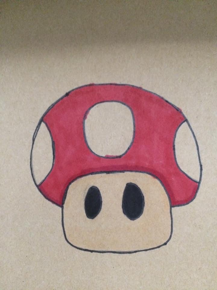 Mario Mushroom By Lokifan50 On Deviantart