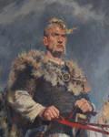 Sviatoslav the Brave / detail