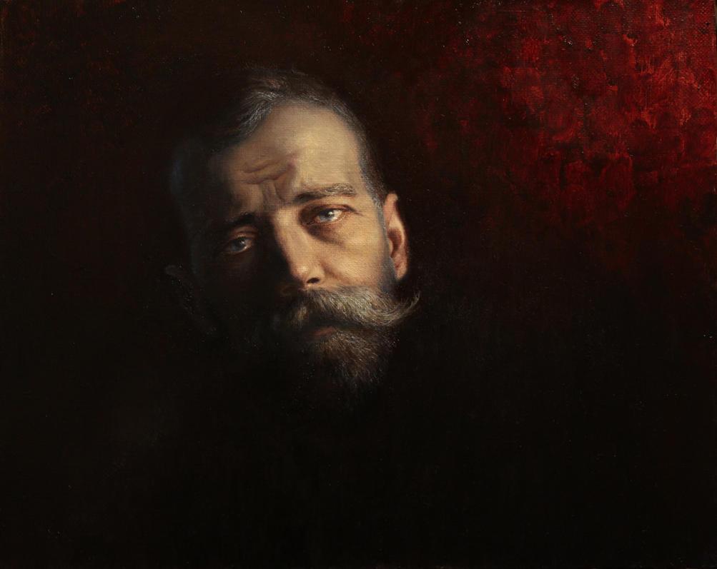 Supplications (2015) in memory of the Last Emperor by Vladimir-Kireev