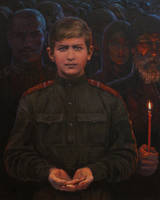 The liturgy of the Faithful by Vladimir-Kireev