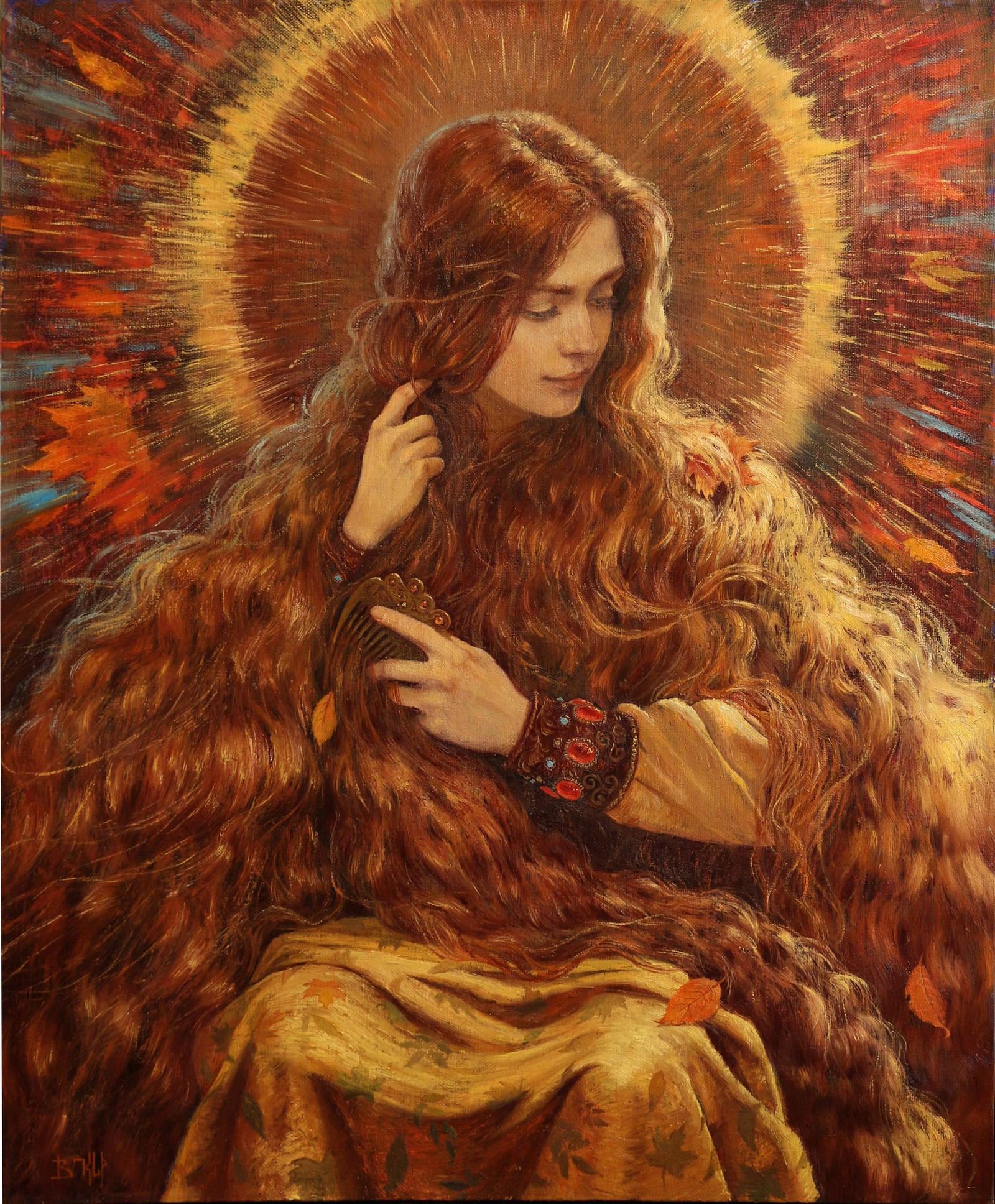AUTUMN by Vladimir-Kireev