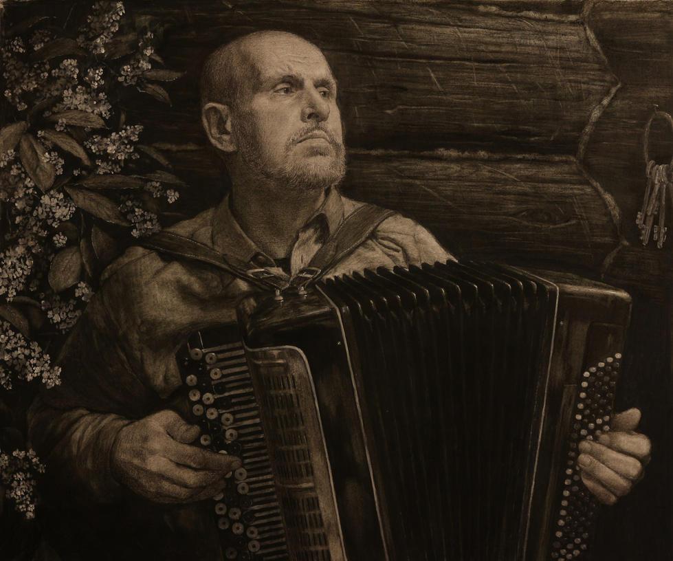 Father by Vladimir-Kireev