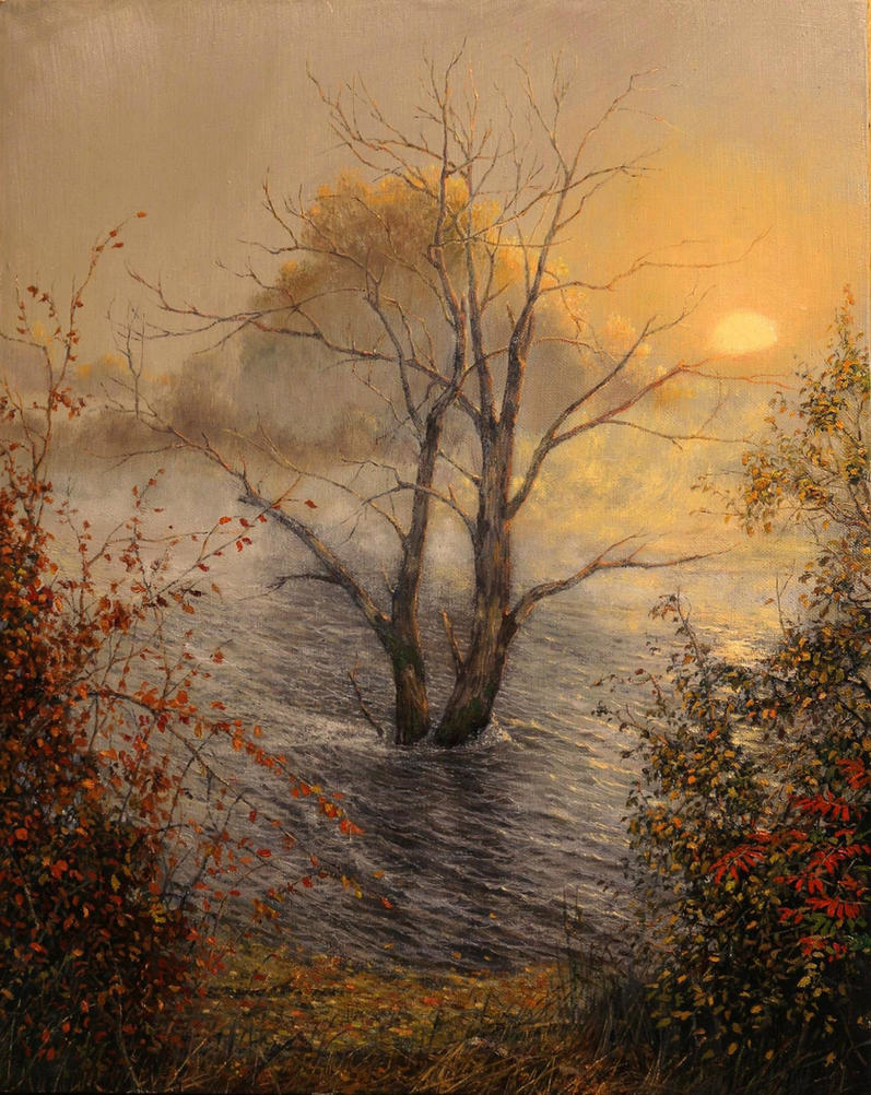 Sunset Song (2016) by Vladimir-Kireev