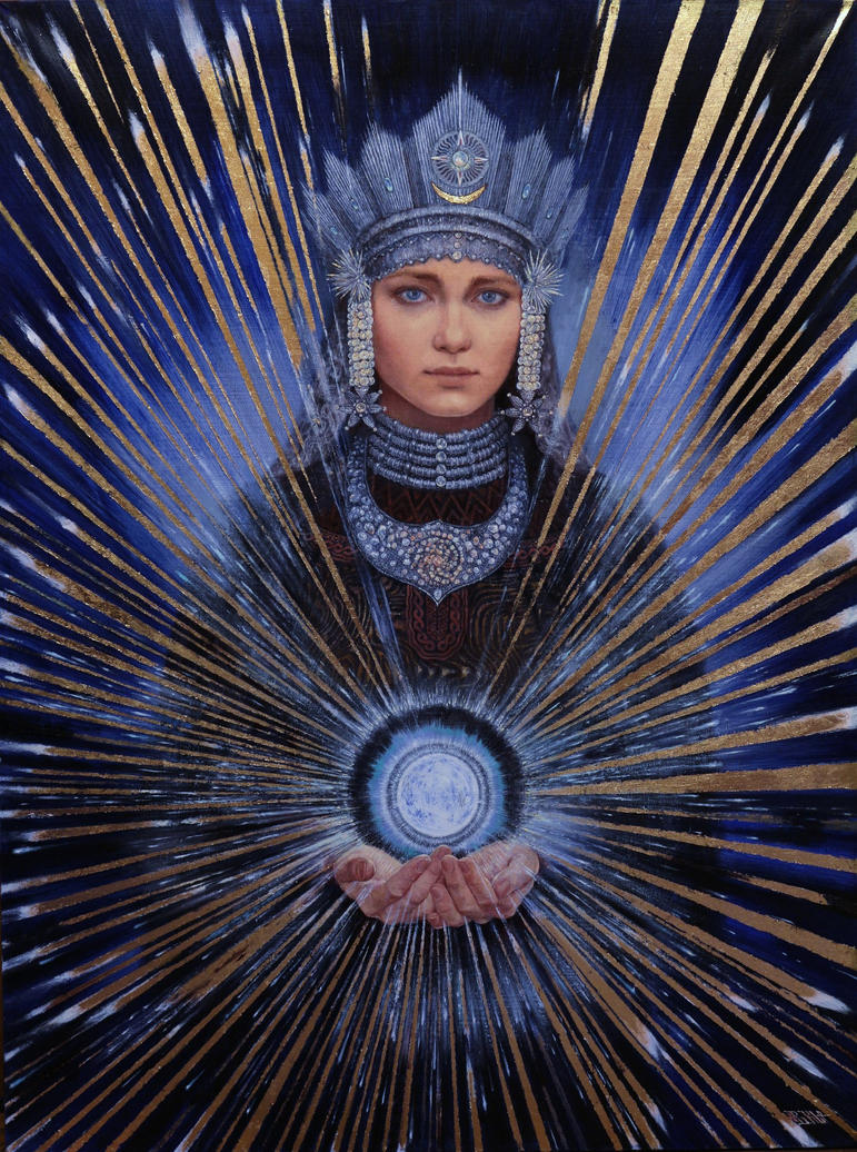 THE STAR by Vladimir-Kireev