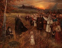 The Preaching by Vladimir-Kireev