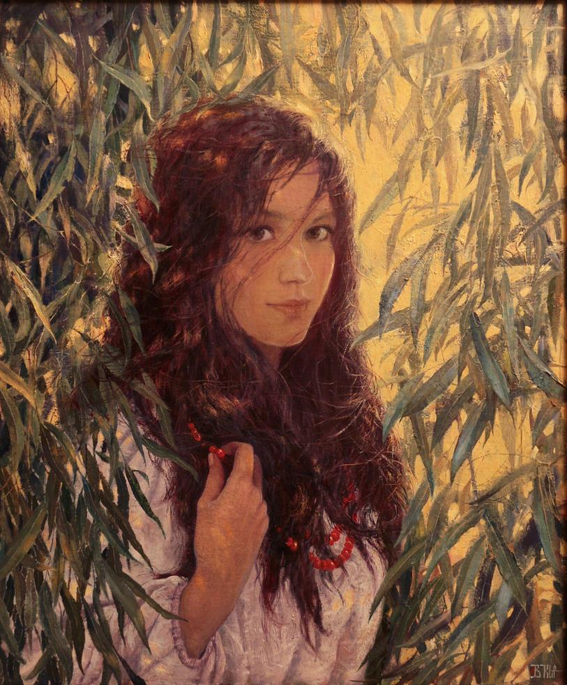 Olesya (based on the story of A.I. Kuprin) by Vladimir-Kireev