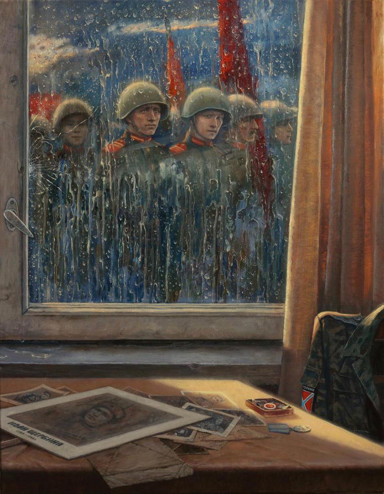 MEETING TIME by Vladimir-Kireev
