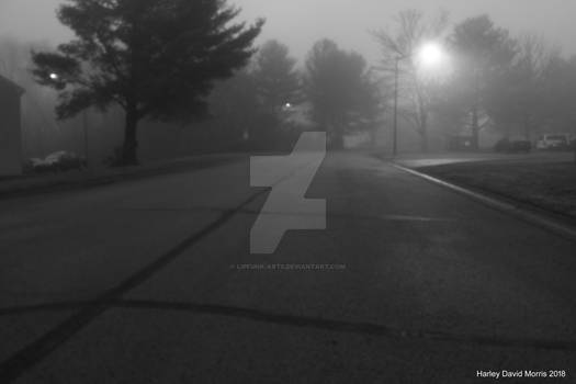 Ghost Morning No.1