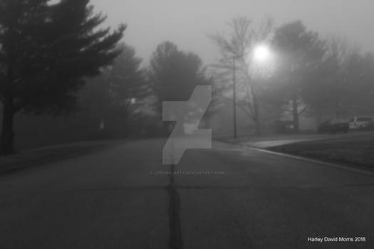 Ghost Morning No.3