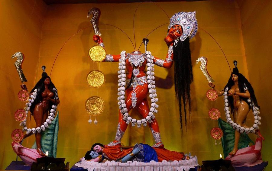 Wallpaper download maa durga - Maa Chhinnamasta By Sanjay14 On Deviantart