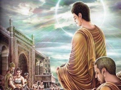lord buddha by sanjay14