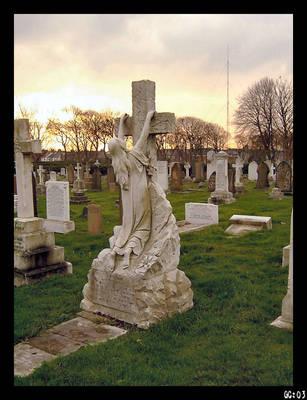 Graveyard by katcat