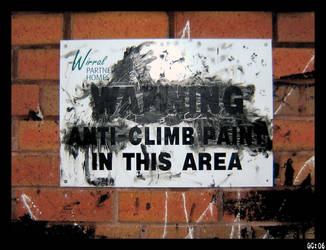 Climb In This Area by katcat