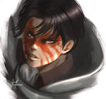 angry levi
