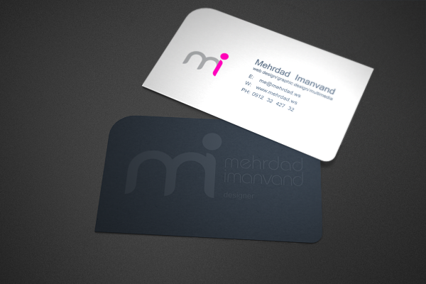 My Business Card by MehrD64