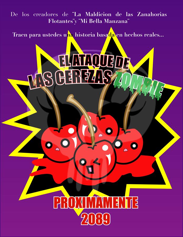 - Zombie Cherry - by NoctiaVG