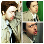 Castiel cosplay try-out