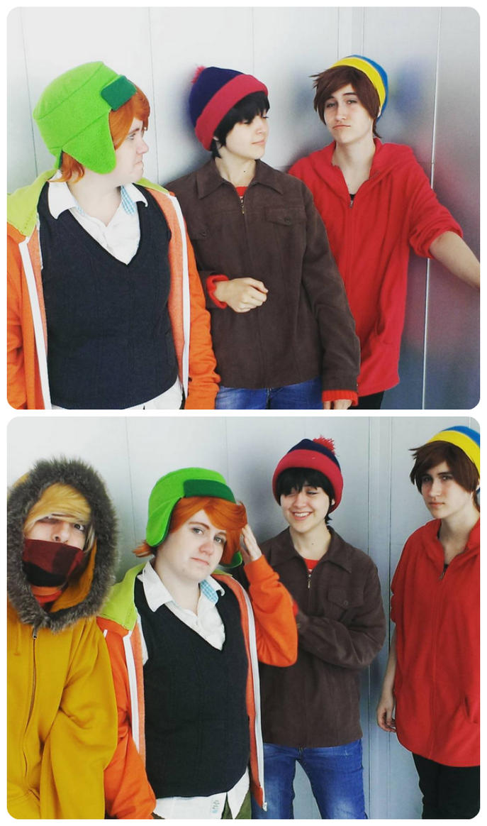 South park cosplay - Comiccon mtl 2015 by KatzeLexie on ...
