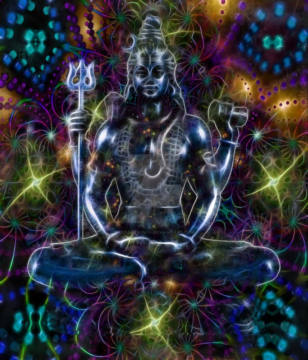 shiva by deearedubya on deviantart